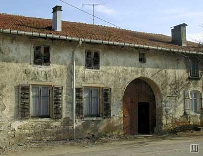 gironcourt vraine village de lorraine france